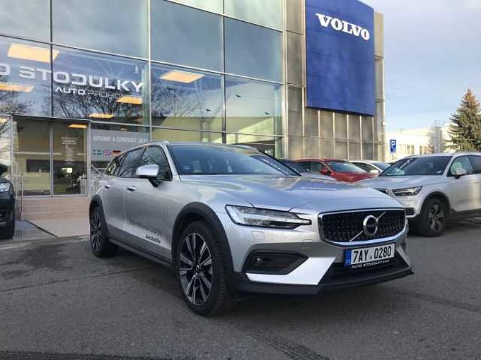 Volvo V60 D4 AWD AUT CROSS COUNTRY PRO