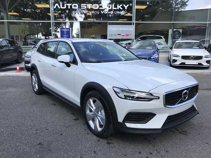 Volvo V60CC D4 AWD AUT CROSS COUNTRY